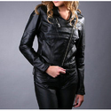 Ladies Stylish Leather Jackets