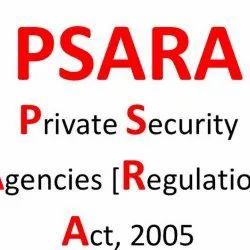 PSARA Consultant