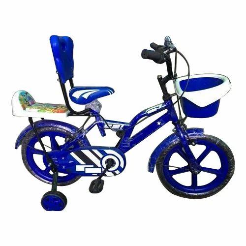 Blue Kids Bicycle Rs 1450 Piece Avena International Id 18032118897