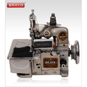 Bravo Single Tailor Overlock Sewing Machine, Automation Grade: Automatic, Capacity: 3000 To 4000 Stitch Per Hour