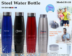 Steel Water Bottle H-119