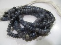 Iolite Mystic AB Coated Beads