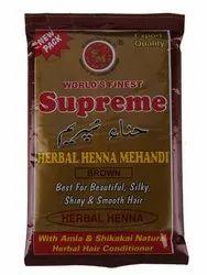 Supreme Brown Henna Mehandi