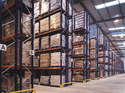 High Rise Palletized Rack