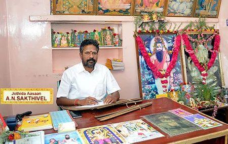 famous astrologers in coimbatore