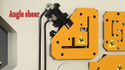 Multipurpose Hydraulic Iron Cutter
