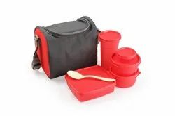 5 IN 1 Lunch Plastic Tiffin Box