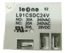 Box Type Relay - T91 Series - 5V / 6V / 9V / 12V / 24V / 48V (20A-30A-40A)