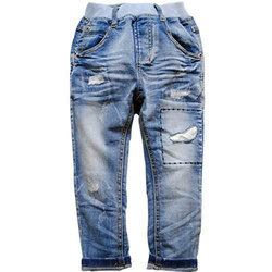 Strachable Kids Denim Jeans