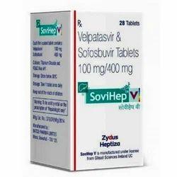Zydus Heptiza SoviHep Tablets