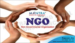 Non Profitable Organisation Registration NGO