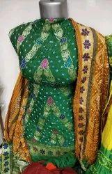 Bandhani Ladies Dress