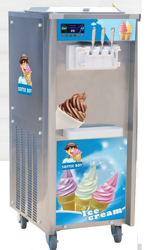 Replacement Spare Parts_Beater Blades_soft serve ice cream