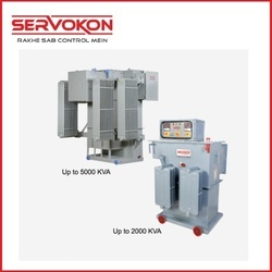 Rolling Contact Type Servo Stabilizer