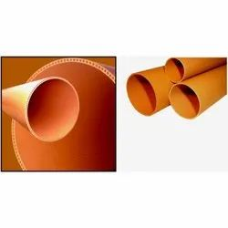 Supreme UDS Pipe, Size: 110 mm - 315 mm