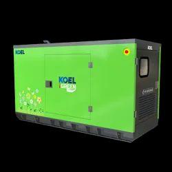 62.5kVA Koel Diesel Generator