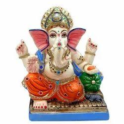 Clay Ganesha 12A