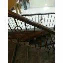 Iron Staircase Railing