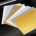 White Mat Pvc Inkjet Sheet, Cti/gold Sheet
