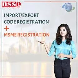 Import/Export Code Registration