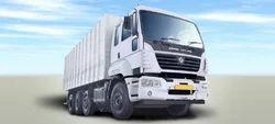 Multi Axle Vehicles U 3118 Truck