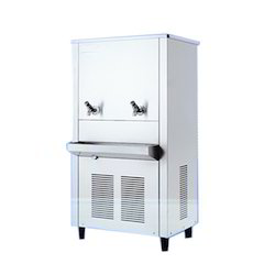 Raindrops 40 L Stainless Steel Water Cooler, Warranty: 1 Year , 24x18x52 (WXDXH)