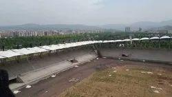 Stadium Tensile Membrane Structure