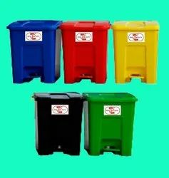 Colour Coaded Dustbins