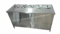 Kitchen Hot Case