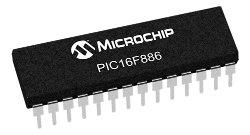 PIC16F1847-I//SS 5 Pieces Microchip Technology Microcontroller