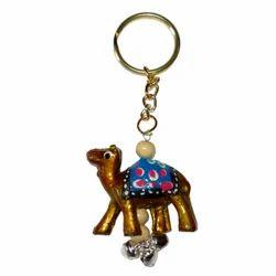 Camel Ghunghru Keychain