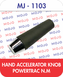 Hand Accelerator Knob Powertrac N.M
