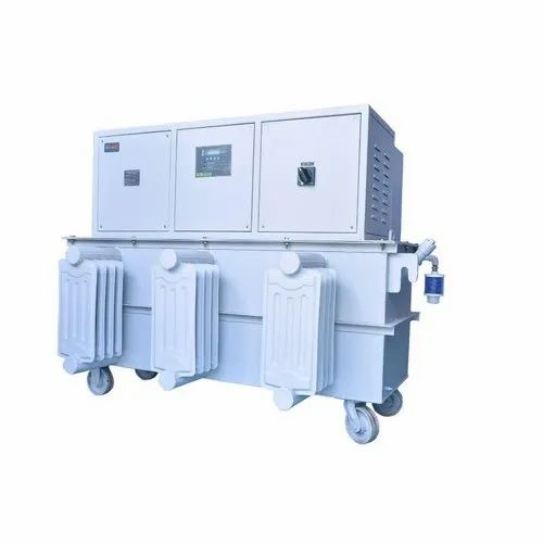 Glec 240V Automatic Servo Controlled Voltage Stabilizer