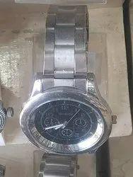 SS Belt Hand Watch