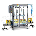 Fully Automatic 4 Head Pail Filling Machine