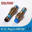 M12 Plug In Inductive Proximity Sensor