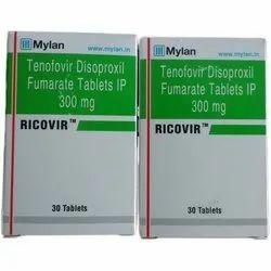 Ricovir 300 Mg Tablet