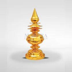 Temple Kalasam (Gold Plated )