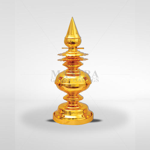Temple Kalasam (Gold Plated )