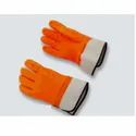 PVC Large And Extra Large Cold Storage Safety Gloves