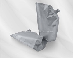 Oil packaging  Spout Pouches