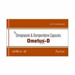 Omeprazole 20 mg & Domperidone 10 mg Capsules