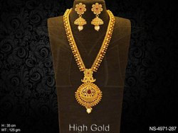 Trendy Antique Necklace