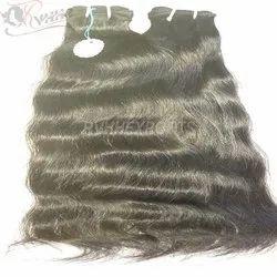 Natural Color Virgin Wavy Human Hair