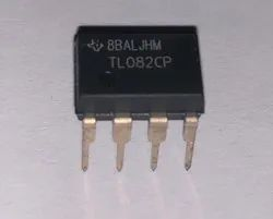Operational Amplifiers IC TLO82CP TI