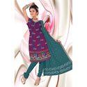 Fancy Designer Bandhani Print Suit