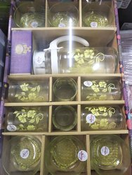 6 Piece Juice Jar Set