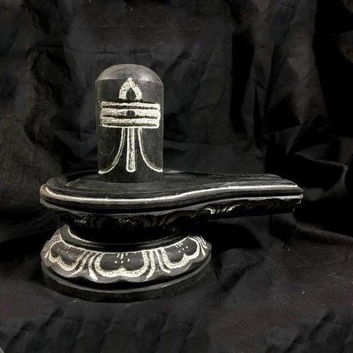 Lingam Statue TAB Black Shiva...