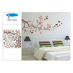 Spring Wall Decal