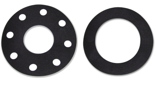 Rubber Gasket, Shape : Round And Circle